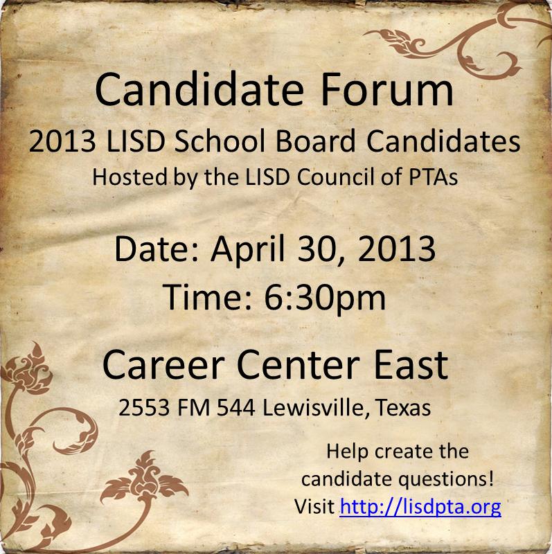 Candidate Forum v2