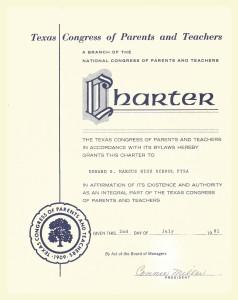 Marcus PTSA Charter - 1981